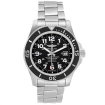 Breitling Superocean II 44 Steel 44mm Black Arabic numerals United States of America, Georgia, Atlanta