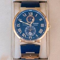 Ulysse Nardin Marine Chronometer 43mm 266-67-3/43 подержанные