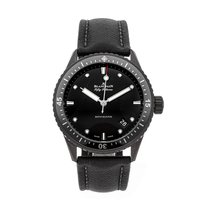 Blancpain Fifty Fathoms Bathyscaphe 5000-0130-B52A подержанные