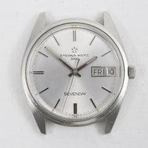 Eterna Steel 34mm Automatic 31A0668 pre-owned