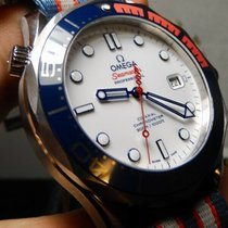 Omega Seamaster Diver 300 M 21232412004001 Very good Steel 41mm Automatic United States of America, North Carolina, Winston Salem
