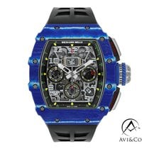 Richard Mille RM 011 RM11-03 Unworn Carbon 50mm Automatic