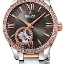 Festina Steel Automatic F20487/2 new