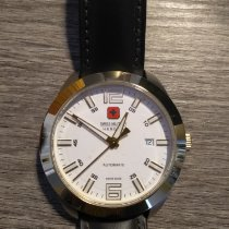 Swiss Military 44mm Automatic 05-4185.55.001 pre-owned
