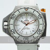 Omega Seamaster PloProf Steel 55mm White