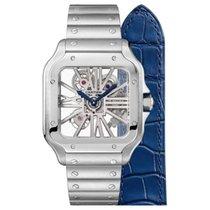 Cartier Santos (submodel) WHSA0007 2020 новые