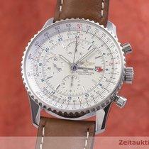 Breitling Navitimer World Stahl 46mm Silber Deutschland, Chemnitz
