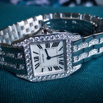 Cartier Santos Demoiselle White gold 26mm United Kingdom, London