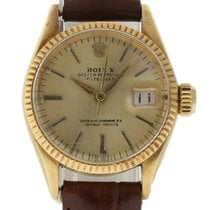 Rolex Oyster Perpetual Lady Date 6517 1985 pre-owned