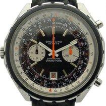 Breitling Chrono Matic Chronomat Spiegelei mit Rechenschieber