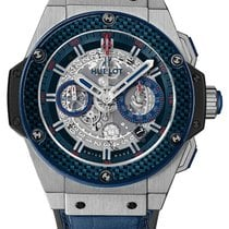 Hublot 701.NQ.0137.GR.SPO14 Titanium 2014 King Power new United States of America, New York, Brooklyn