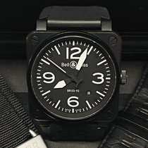 Bell & Ross Steel Automatic BR03-92 pre-owned United Kingdom, Wilmslow