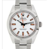 Rolex Milgauss 116400 Steel 40mm