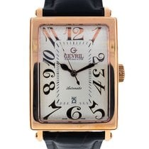 Gevril Avenue of Americas Rose 5000 Limited Edition watch