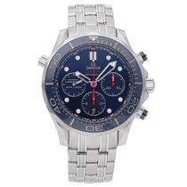 Omega Seamaster Diver Co-Axial Chronograph 212.30.44.50.03.001