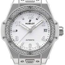Hublot Big Bang One Click Steel White Diamond 465.SE.2010.RW.1204