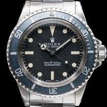 "Rolex 5513 Vintage ""Non-Serif"" Matte Dial Submariner INCREDIBL..."