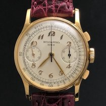 Patek Philippe Chronograph 130 with Breguet Numerals Index