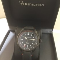 Hamilton Khaki Aviation «  Air ZERMATT »