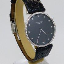 Longines La Grande Classique L4.770.0.58 Diamond Bezel Black