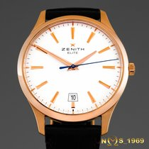Zenith Rose gold 40mm Automatic 18.2020.670/11.C498 new