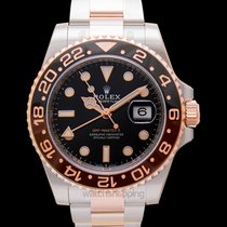 Rolex Rose gold Automatic new GMT-Master II