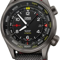 Oris Big Crown ProPilot Altimeter Steel 47mm