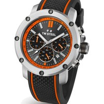 TW Steel Steel 48mm Chronograph TS8 new