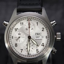 IWC Pilot's Spitfire Flyback Chronograph Rattrapante  - 371343