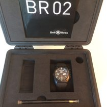 Bell & Ross 44mm Remontage automatique 2009 occasion BR 02