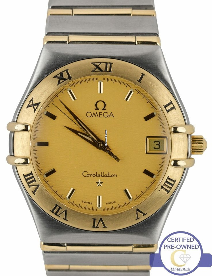 442c391f4 Pre-owned Omega Constellation