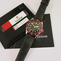 Tudor 2018 Black Bay with Box & Papers