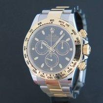 Rolex Daytona Gold/Steel 116503 Black Dial