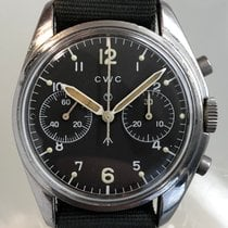 CWC Chronograph 36mm Manual winding pre-owned