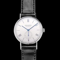 NOMOS 234 Steel Ludwig 38 new United States of America, California, San Mateo
