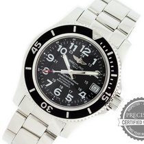Breitling Superocean II 36 Steel 36mm Black Arabic numerals United States of America, Pennsylvania, Willow Grove
