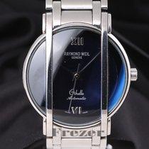 Raymond Weil Othello Acero 39mm Azul Romanos
