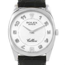 Rolex Cellini Danaos White gold 34mm White Arabic numerals United States of America, Georgia, Atlanta