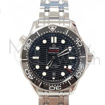 Omega 210.30.42.20.01.001 Staal Seamaster Diver 300 M 42mm nieuw