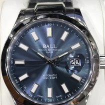 Ball Steel 40mm Automatic NM2026C-S10J-BE new