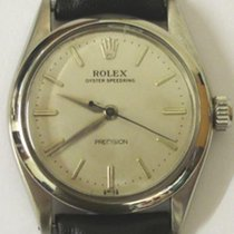 Rolex Steel Manual winding Oyster Precision pre-owned United Kingdom, Hitchin, Herts