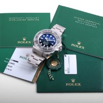 Rolex Sea-Dweller Deepsea Stål 44mm