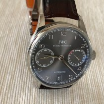 IWC Portuguese Automatic IW500107 2006 pre-owned