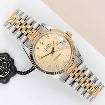 Rolex Datejust Acero y oro 36mm Oro