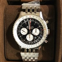 Breitling Navitimer 01 (46 MM) Steel 46mm Black No numerals United States of America, New York, NEW YORK