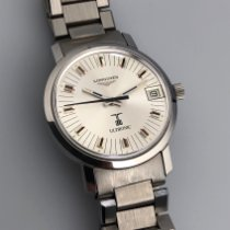 Longines Ultronic Longines Ultronic Steel Watch 1970 nouveau
