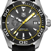 TAG Heuer WAY211F-FC6362 Steel Aquaracer 300M 41mm new United States of America, California, Moorpark