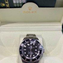 Rolex Sea-Dweller Deepsea 44mm Preto