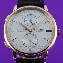 A. Lange & Söhne Saxonia 386.032 Very good Rose gold 38.5mm Automatic