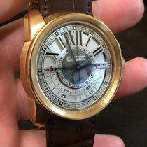 Cartier Calibre de Cartier Chronograph Rose gold 45mm United Kingdom, London
